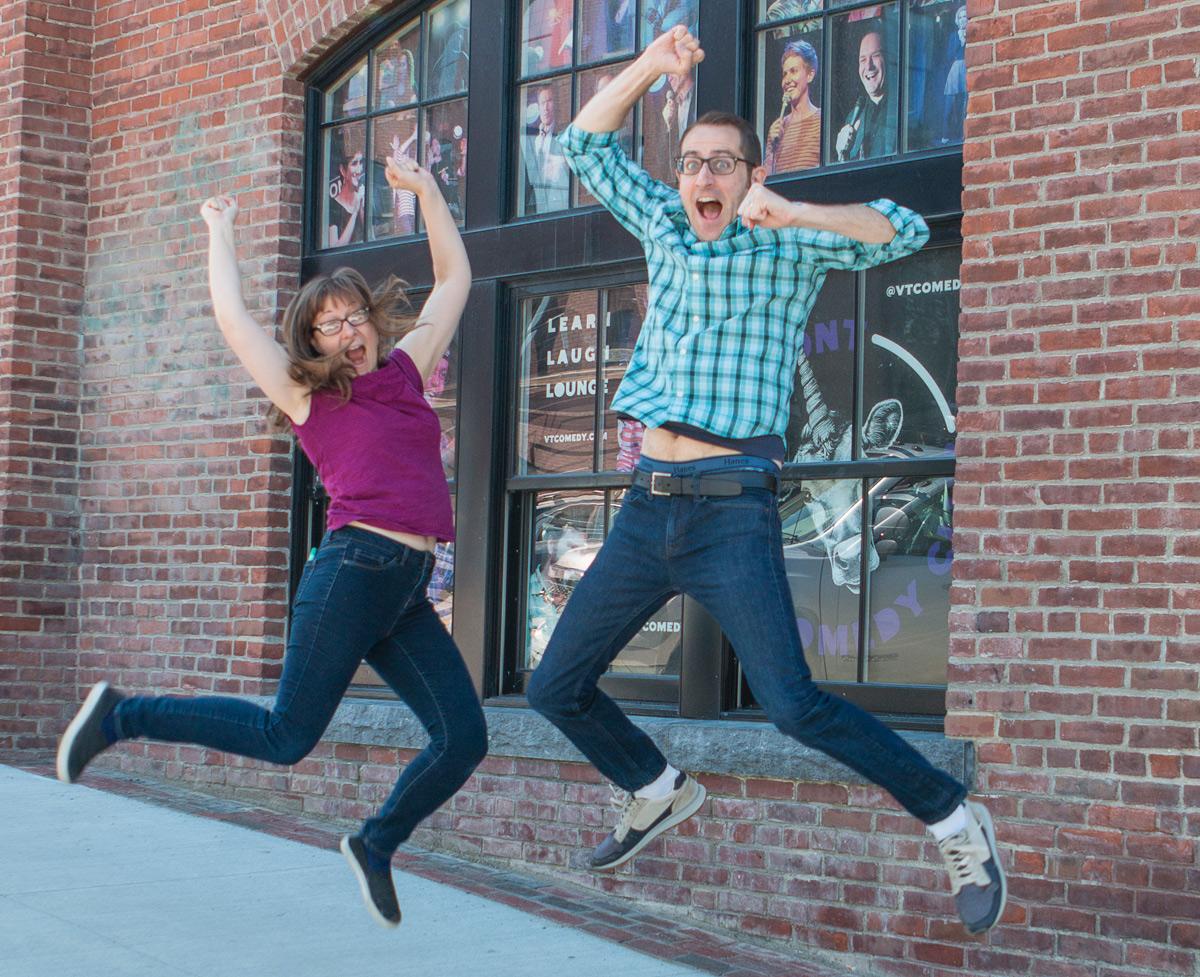 Vermont Comedy Club Opens Doors in Burlington