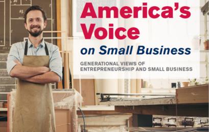 Generational Study Explores America's Entrepreneurial Mindset
