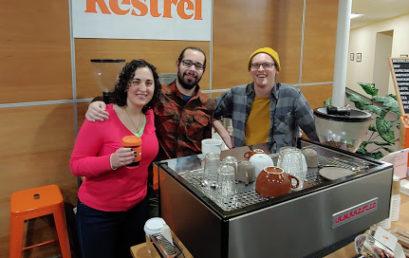 Kestrel Coffee Roasters, South Burlington