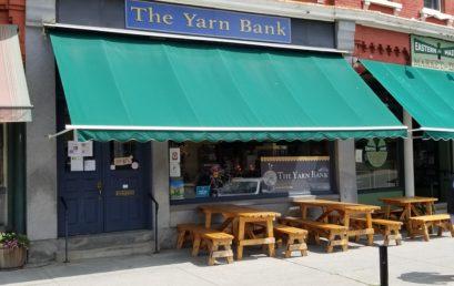The Yarn Bank, St Johnsbury
