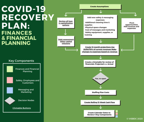 Recovery Plan - Financials