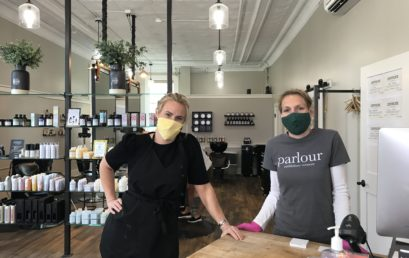 Middlebury Salon Reconfigures Business Plan Through COVID-19