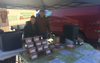 Farmers' Market provides opportunity for Vermont Peanut Brittle amid pandemic