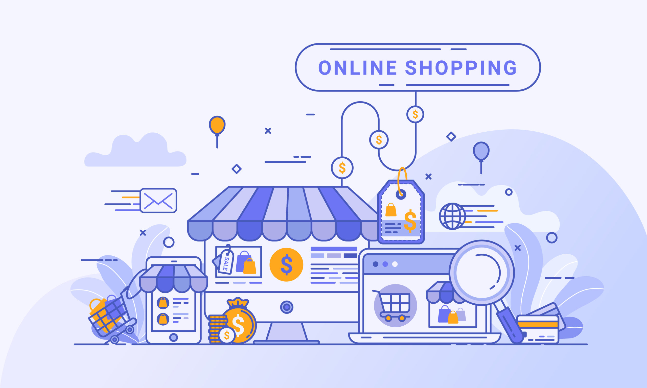 Brick-and-Mortar to E-Commerce