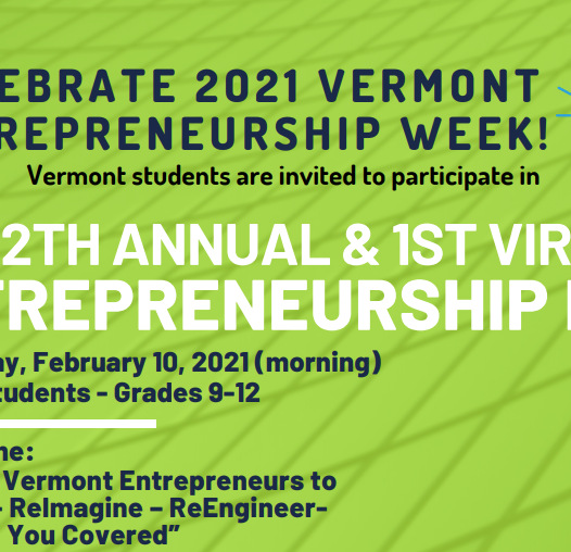 Vermont celebrates student entrepreneurs