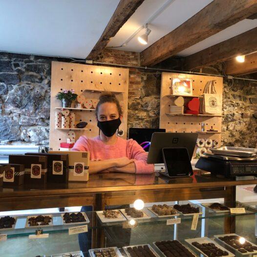 Chocolatier Takes Unexpected Path to Entrepreneurship