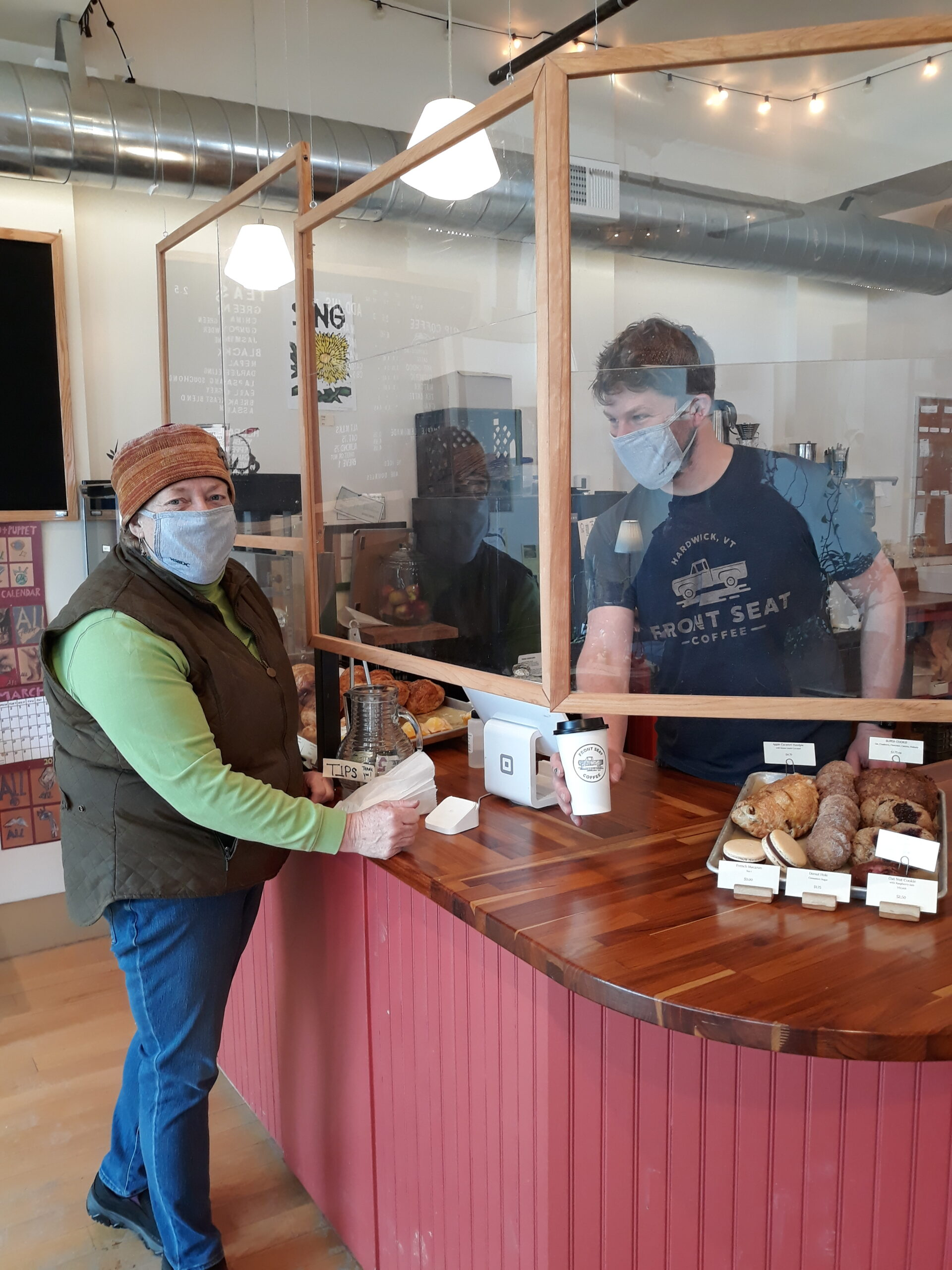 A Coffee- (and Food) Loving Couple Fills a Business Niche in Hardwick