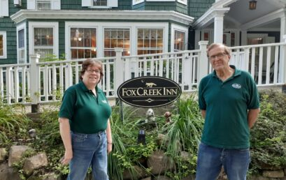 Retired Educator Launches Second Career as Innkeeper